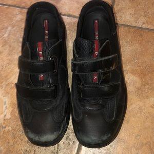 Prada Velcro sneaker